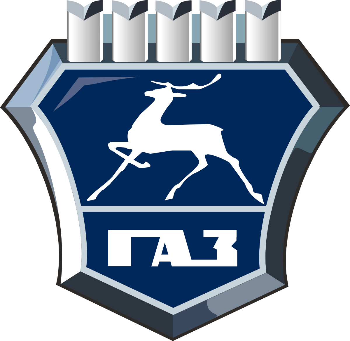 Изображение лого ГАЗ