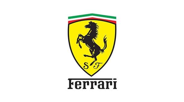 Фото лого Ferrari